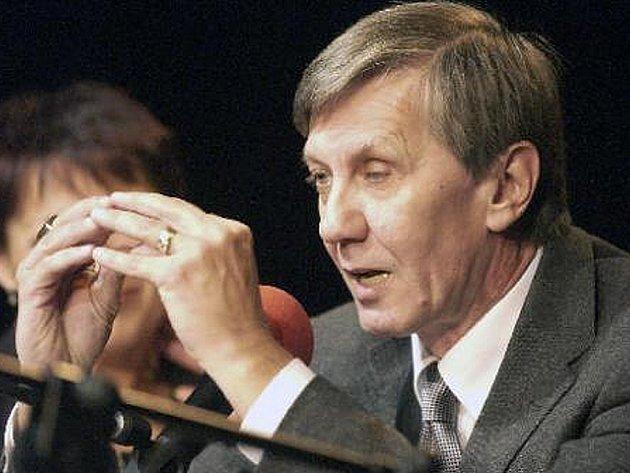 Boris Rösner. Zemřel 31.května 2006