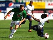 3. předkolo Evropské ligy se hrálo na jabloneckém hřišti Chance areny 1. srpna mezi domácím týmem FK Baumit Jablonec a Stromsgodset.