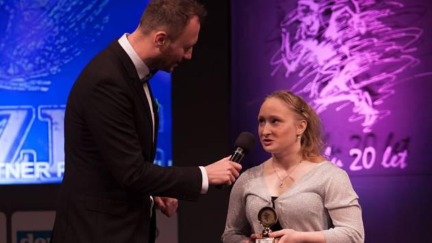 V anketě Nejúspěšnější sportovec Jablonecka roku 2018 získala ocenění také jablonecká judistka Pavla Niepelová.
