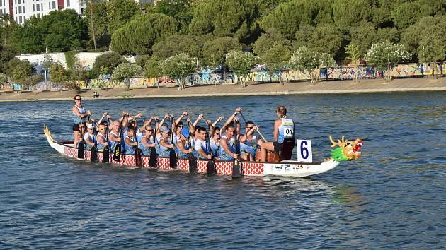 Jablonecký oddíl RK Dragons si vedl výborně na Mistrovství Evropy ve španělské Seville.