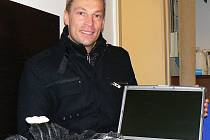 Marek Pieter, starosta města Desná.