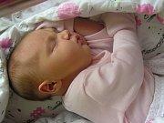 Emma Vaněčková se narodila Alici a Michalovi Vaněčkovým z Hodkovic nad Mohelkou 7. 3. 2016. Měřila 49 cm a vážila 3930 g.