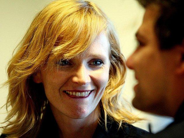 Aňa Geislerová hraje ve filmu Občanský průkaz.