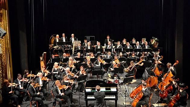 Novoroční koncert a předání ceny PRO MERITIS v Jablonci nad Nisou.