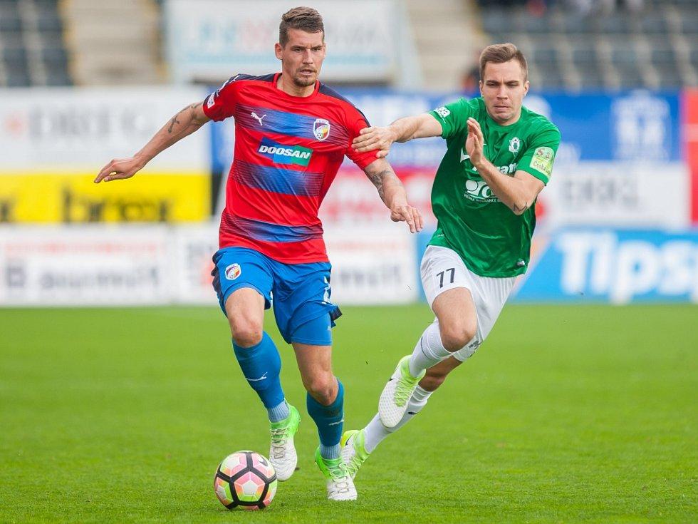 FK Jablonec - Viktoria Plzeň 2:2.