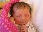 Ester Kopecká se narodila Jitce a Jakubovi Kopeckým z Liberce 14.9.2016. Měřila 48 cm a vážila 2078 g