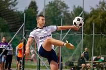 nohejbalový turnaj v Rychnově