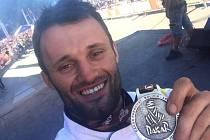 Milan Engel úspěšně dojel na motocyklu Rally Dakar 2017 a obsadil 34. místo.