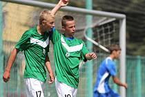 Ligový dorost Jablonce v prvním mistráku remizoval doma 4:4 s Baníkem Ostrava.
