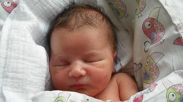 Sofia Parypa. Narodila se 23. srpna v jablonecké porodnici mamince Khrystyně Parypa z Liberce. Vážila 3,72 kg a měřila 51 cm.