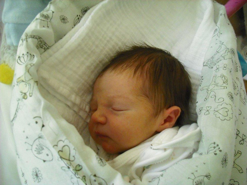 Jakub Klein. Narodil se 15.února v jablonecké porodnici mamince Zuzaně Klein z Jablonce nad Nisou.Vážil 2,84 kg a měřil 48 cm.