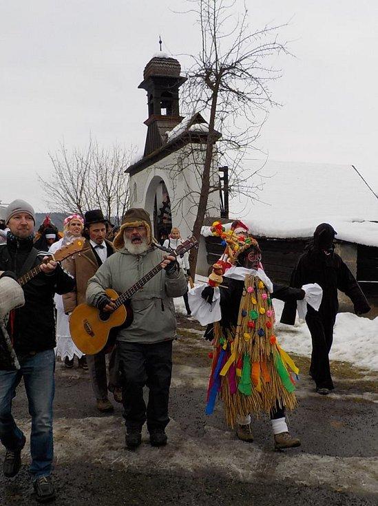 Vyhlášená akce na Dlaskově statku v Dolánkách. Báječná atmosféra, tradiční masopustní dobroty, tanec, masky....