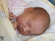 Karolína Němcová se narodila Monice a Václavovi Němcovým z Jablonce nad Nisou 7.4.2015. Měřila 52 cm a vážila 3350 g.