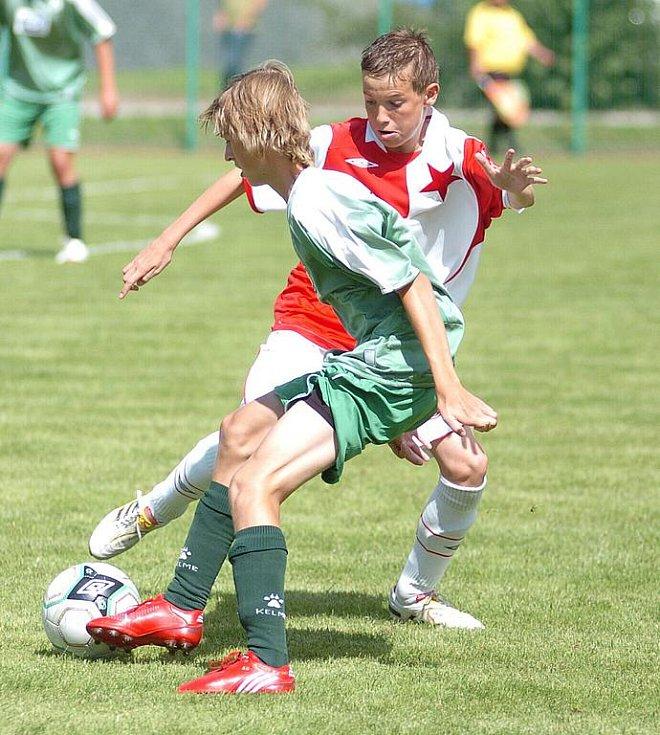 XVI. ročník Junior North Cupu ovládla pražská Slavia. Baumit Jablonec skončil třetí.