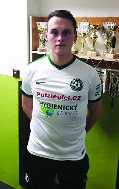 Jaroslav Rudolf - hráč Velkých Hamrů.