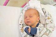 GABRIEL DEMARTINI se narodil v pondělí 22. ledna v jablonecké porodnici mamince Markétě Demartini z Josefova Dolu. Měřil 50 cm a vážil 3,05 kg.