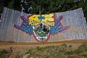 Kvalifikace závodu světové série horských kol ve fourcrossu, JBC 4X Revelations, proběhla 14. července v bikeparku v Jablonci nad Nisou. Finále se koná 15. července.