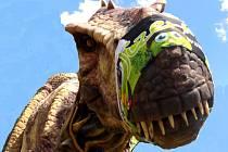 Tyranosaurus Rex přijede do Jablonce.