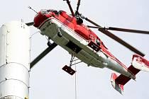 Výměnu antény na vrcholu horského hotelu Ještěd provedly radiokomunikace 12. června. Složitá a náročná operace, kterou prováděla specializovaná firma ze Švýcarska si vynutila rozsáhlá bezpečnostní opatření a uzavření vrcholu hory pro veřejnost.
