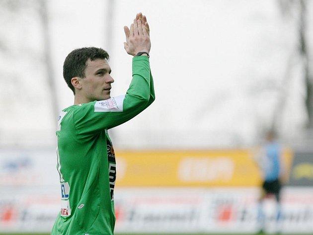 Fotbalisté Baumitu Jablonec v neděli rozstříleli České Budějovice 5:0. David Lafata zaznamenal třetí jarní hattrick.