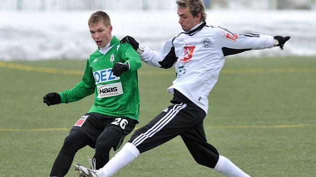 Jablonec před odletem na Kypr porazil Hradec 3:0