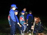Sbor dobrovolných hasičů Lučany nad Nisou. Každým rokem pořádají noční soutěž pro mladé hasiče - Lučanský pahorek.