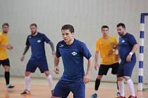 Futsalový zápas GMM - Rapid 12:7.