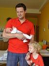 Sofie Kozderková se narodila Lucii a Tomášovi Kozderkovým z Liberce 23.8.2015. Měřila 46 cm a vážila 3150 g.
