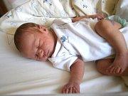 Marek Nejedlo se narodil Kláře a Lubomírovi Nejedlovým ze Sychrova 10.8.2015. Měřil 50 cm a vážil 3250 g.