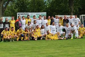 Benefiční akce ve sportovním areálu na Rádle vynesla pro postiženou Nikolku 75000,- korun.