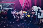 Fanoušci hororů a děsivých příběhů jistě neminuli Horor cirkus Ohana, který zakotvil na poloostrově Tajvan v Jablonci nad Nisou.