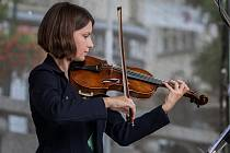 Z festivalu Město plné tónů 2018 na který festival Jablonecké tóny navazuje