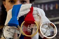 Medaile MS v hokeji IIHF