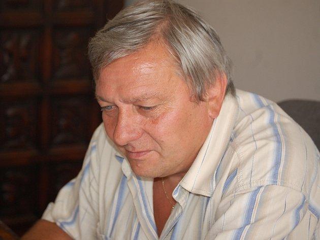 Jan Miksa, starosta Josefova Dolu