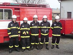 Sbor dobrovolných hasičů Rádlo.