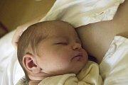 EMA BAŤKOVÁ se narodila v neděli 1. října mamince Michaele Šlencové z Jablonce nad Nisou. Měřila 50 cm a vážila 3,22 kg.