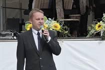 Náměstek hejtmana Pavel Svoboda.
