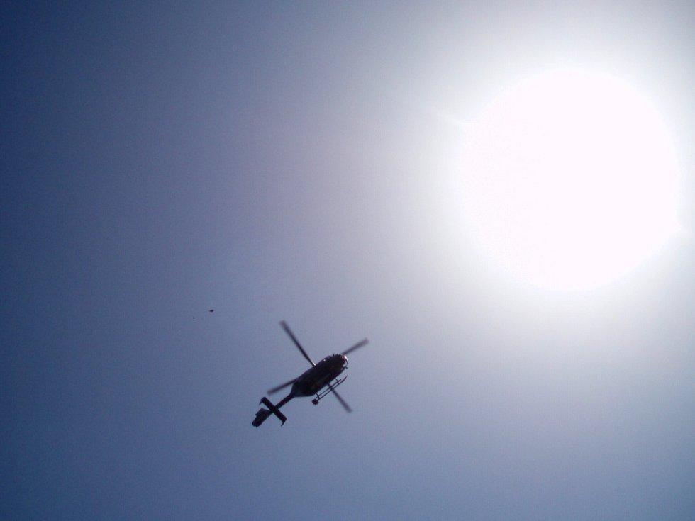 V sobotu 3. srpna krátce před jednou hodinou odpoledne zasahovali na jablonecké přehradě záchranáři. Staršímu muži se podle všeho udělalo ve vodě špatně. Sanitka jej odvezla do jablonecké nemocnice.
