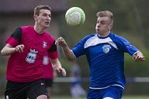 Fotbalisté Železného Brodu v divizi prohráli. Vítězství 2:0 získala Dobrovice.