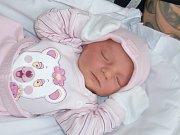 Emma Řičicová se narodila Veronice Trakalové a Danielovi Řičicovi ze Smržovky, dne 3. 9. 2014. Měřila 46 cm, 2550 g.