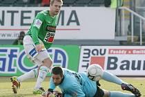 Baumit deklasoval sedmi góly nováčka Gambrinus ligy z Hradce Králové.