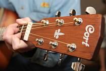 Country a folková hudba. Ilustrační snímek.