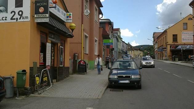 Tanvald, Krkonošská