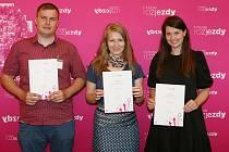 Vítězným projektem regionálního kola desátého ročníku T-Mobile Rozjezdů je Veronika Iblová z Jablonce nad Nisou.