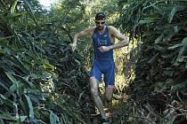 Jan Berka je úspěšný terénní triatlonista,který se účastnil Mistrovství světa Havaji.