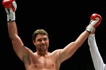 Kickboxer Petr Kareš bude znovu bojovat na Night of Warriors v Liberci.
