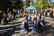 Den Země v Tyršově parku v Jablonci nad Nisou v roce 2019