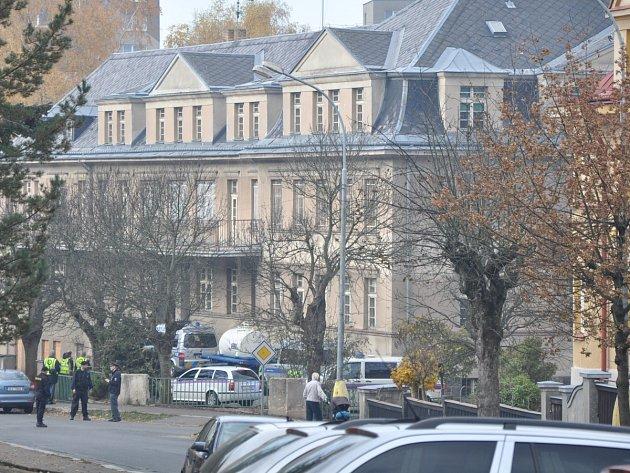 Bývalá dětská nemocnice v Jablonci