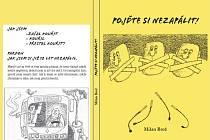 Kniha Milana Brože s úryvkem...