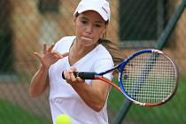 Nina Holanová na Jablonec cup 2011.